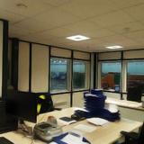 Cabine - Aldi Zemst - Grote kantoorruimte