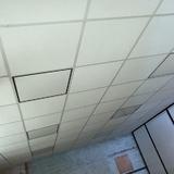 Cabine - De Lijn (Gentbrugge) - Plafondtegels