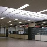 Cabine - Cortina - Scheiding tussen werkvloer en een nieuwe ruimte