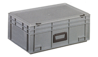 """""""Afmeting: 600 x 400 x 249 mm. Met deksel combineerbaar te kopen bij Marc Van Ackere."""" title=""""Afmeting: 600 x 400 x 249 mm"""""""