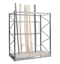 """""""Epsivol grootvakstelling/Epsivol rek voor houten planken te stockeren"""" title=""""Epsivol grootvakstelling/Epsivol rek voor houten planken te stockeren"""""""