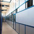 Hoyez H5 tussenwanden voor industrie Aluminium frame oost-vlaanderen