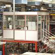Hoyez H5 tussenwanden voor industrie - scheidingswand aluminium frame