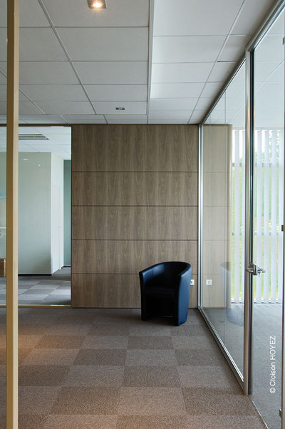 """""""H7 wanden voor kantoor passen zich perfect aan de omgeving."""" title=""""H7 wanden voor kantoor passen zich perfect aan de omgeving."""""""