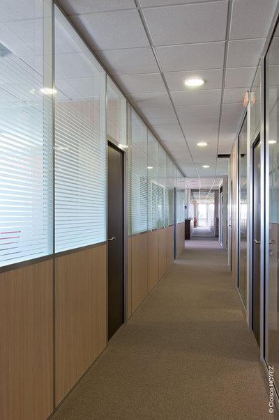 """""""Combinatie van glas en vaste muren is geen enkel probleem."""" title=""""Combinatie van glas en vaste muren is geen enkel probleem."""""""