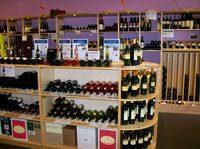 """rangerek houten stellingen wijnflessen"" title=""rangerek houten stellingen wijnflessen"""