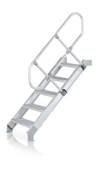 """""""Een industriële trappenladder"""" title=""""Een industriële trappenladder"""""""