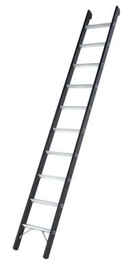 """""""Een ladder met een aluminium frame maakt het licht om te transporteren. kopen"""" title=""""Een ladder met een aluminium frame maakt het licht om te transporteren."""""""
