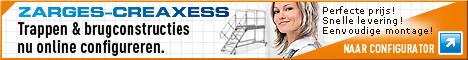 """""""Creaxess biedt je de mogelijkheid om zelf je trap of platform te maken. Voor op de werkplaats"""" title=""""<span>Creaxess biedt je de mogelijkheid om zelf je trap of platform te maken</span>"""""""