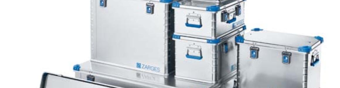 Aluminium Kisten & koffers