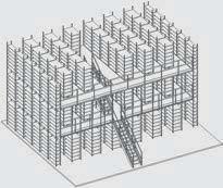 """""""Tot twee tussenvloeren mogelijk om op Advance stellingen te bouwen"""" title=""""Tot twee tussenvloeren mogelijk om op Advance stellingen te bouwen"""""""