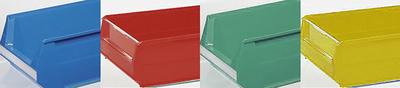 """""""blauw, rood, groen, geel Stapelbakken kunststof bak met deksel goedkoop gebruikt om te kopen"""" title=""""blauw, rood, groen, geel"""""""
