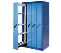 """CNC-verticale materiaal kast"" title=""CNC-verticale materiaal kast"""