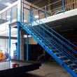 Cabine - De Pauw Betonwerken - Met veiligheidsrails en trap op maat