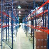 Palletstelling - Ideaal voor producten in grote aantallen te bewaren