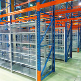 Palletstelling - Combinatie met Multiplus legborden
