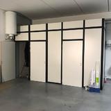 Cabine - EIW - sanitaire-ruimte - Afwerking