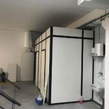 Cabine - EIW - sanitaire-ruimte