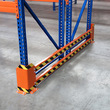 Palletstelling - Biofresh - Veligheidsrail
