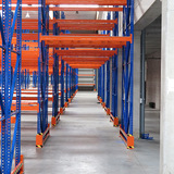 Palletstelling - Biofresh - Doorgang voor heftruks