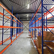 Palletstelling - Milpledge - Brede palletstelling gang