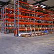 Palletstelling - Vanhecke Electro - Volledig geïnstalleerde palletstelling