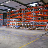 Palletstelling - Vanhecke Electro - Voor zwaar materiaal