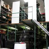 Tussenvloer op stelling - TIXIT - CS Parts