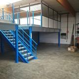 Tussenvloer voor Kantoor - Garageruimte