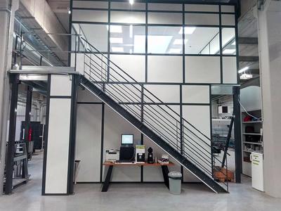 """""""<span>Tussenvloer voor kantoor klein bureau onder trap</span>"""" title=""""<span>Tussenvloer voor kantoor klein bureau onder trap</span>"""""""