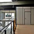 Tussenvloer voor kantoor - QV Motors - kantoor met twee mogelijke ingangen
