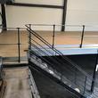Tussenvloer voor opslag - Van Der Stichelen - Platform met trap