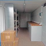 Container  - Gepersonaliseerde containerinrichting