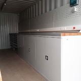 Container - Werkbankenen en kasten