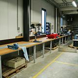 Werkplaatsinrichting